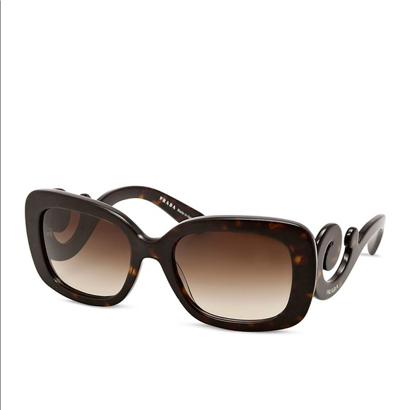 415bfbaf9864 ... promo code for prada square baroque sunglasses in brown.  m5b410fc01b32949e9997a327 7eb48 82ead